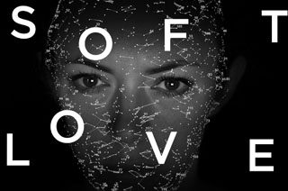 "Audiovisual creation for the live show ""#softlove"""